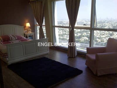 Upgraded  | Full lake view |  Dubai Arch