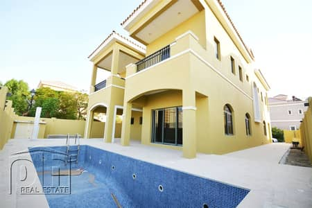 5 Bedroom Villa for Rent in The Villa, Dubai - Custom Build Villa With High End Finish