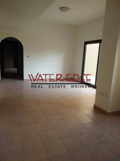 Well Kept 1BR with Balcony in Ghoroob