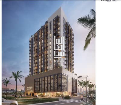 Luxury apartments for sale  in the village of Jumeirah