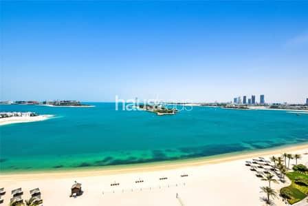 بنتهاوس 4 غرف نوم للبيع في نخلة جميرا، دبي - Sea Views | 4 Beds | Vacant Now | G Type