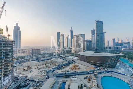 2 bed Unfurnished Burj Khalifa and Fountain View