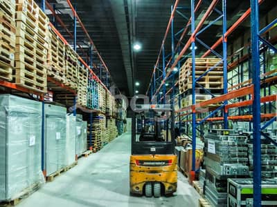 Warehouse for Rent in Mussafah, Abu Dhabi - AC Warehouse  Daily / Weekly / Monthly,  Per sqm / cbm