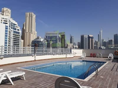2 Bedroom Flat for Rent in Dubai Marina, Dubai - 2 bedroom for rent with Full Sea View Marina