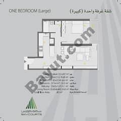 1 Bedroom Large