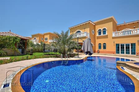 5 Bedroom Villa for Rent in Jumeirah Park, Dubai - Stunning 5 Bedroom Legacy - Private Pool