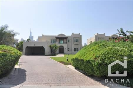 5 Bedroom Villa for Rent in Jumeirah Islands, Dubai - 5 Bed  Best price  Pool  Vacant  Great size