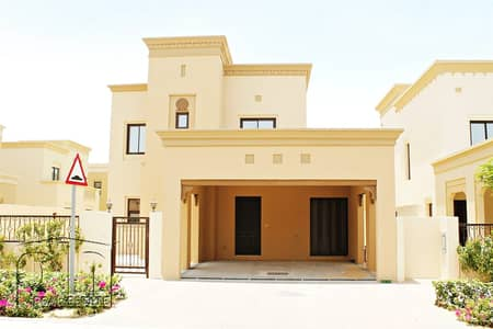 4 Bedroom Villa for Sale in Arabian Ranches 2, Dubai - Casa Type 3-Beautiful large corner plot