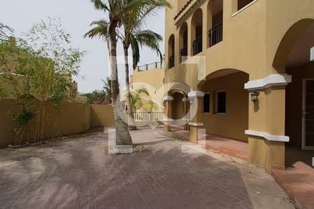 4 Bedroom Villa for Rent in Al Sufouh, Dubai - Private garden | Garage | Clubhouse | Gated Community