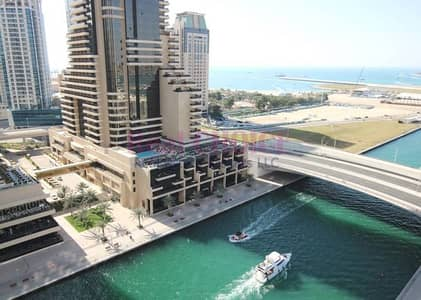 Fully Furnished|Full Marina and Sea View