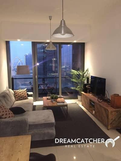 2 Bedroom Apartment for Rent in Dubai Marina, Dubai - 2beds with marina view