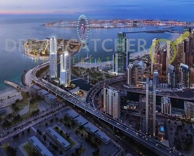 1 Bedroom Flat for Sale in Dubai Marina, Dubai - SELLING WITH OP NO PREMIUM WITH SEA VIEW