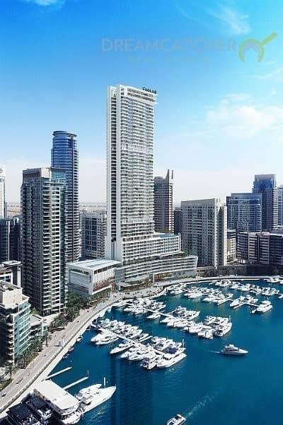 2 Bedroom Apartment for Sale in Dubai Marina, Dubai - 2 BR FOR SALE 06 SERIES HIGH FLOOR< VIDA