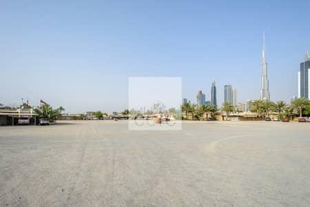 Largest Plot  14023 sqft  Al Wasl District