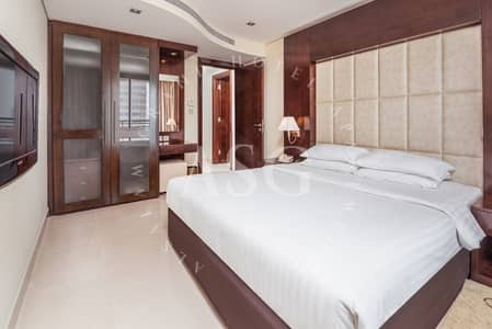 1 Bedroom Apartment for Rent in Dubai Media City, Dubai - One Month Free-Serviced Apt-Bills Included