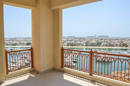 2 Bedroom Apartment for Rent in Palm Jumeirah, Dubai - Spacious 2 BR +maid with spectacular view Type C for Rent