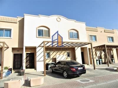 2 Bedroom Villa for Rent in Al Reef, Abu Dhabi - Two Bedroom villa Mediterranean villages