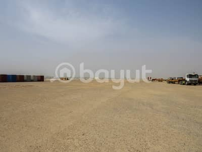 Plot for Rent in KIZAD, Abu Dhabi - Open Yard Flexible Leasing / Monthly / Yearly