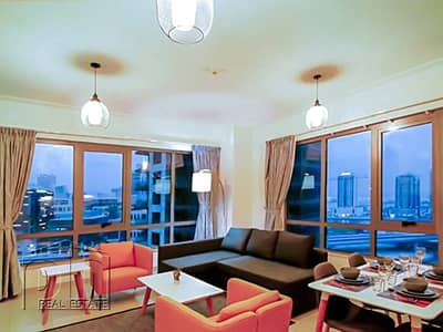 1 Bedroom Apartment for Sale in Downtown Dubai, Dubai - Upgraded - Furnished High Floor Amazing View