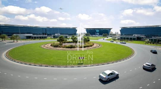 Office for Rent in Dubai South, Dubai - Available Fitted Office Space with 4 Chques