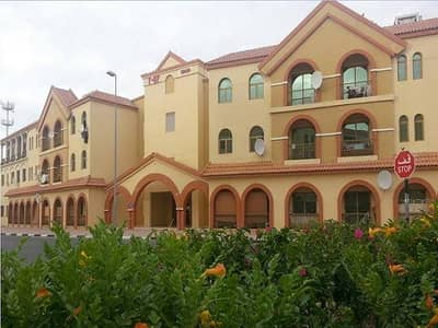 1BHK With balcony in 40000 by 4 payment in Spain Cluster , ,