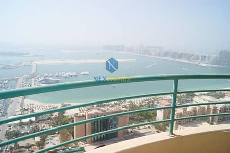 Luxury 3 Beds + M Panoramic  Sea View High Floor - D.Marina