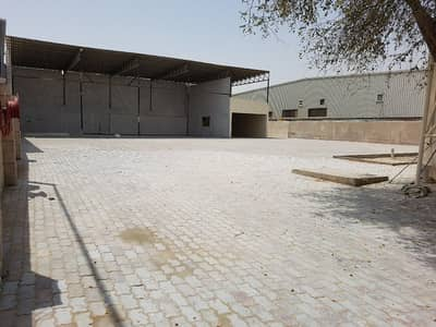 Mixed Use Land for Sale in Industrial Area, Sharjah - LABOUR BUILDING(G M)LABOUR ACCOMADATION(G) SHED YARD FOR SALE