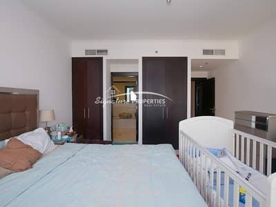 2 Bedroom Flat for Rent in The Views, Dubai - 2br in links with full golf and lake view