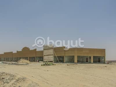 Shop for Rent in Al Saja, Sharjah - Shop For Rent - Near Saja Police Station