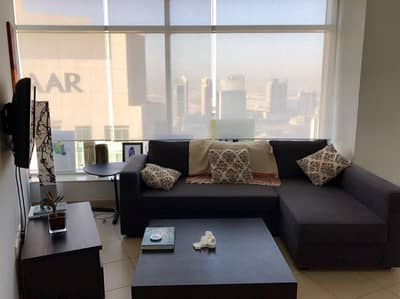 1 Bedroom Flat for Rent in Downtown Dubai, Dubai - Fully Furnishes 1 BHK for Rent in Burj Views A