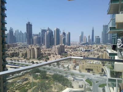 1 Bedroom Apartment for Rent in Downtown Dubai, Dubai - Bright 1 BHK Apt for Rent Burj Views
