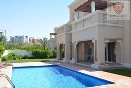 6 Bedroom Villa for Sale in Dubai Silicon Oasis, Dubai - Single Row 6 Bedroom with Private Pool