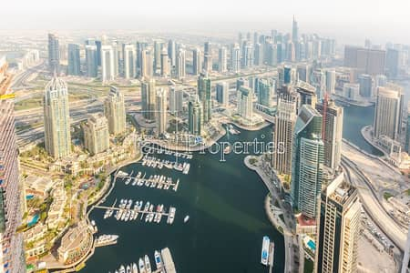 فلیٹ 1 غرفة نوم للبيع في دبي مارينا، دبي - 1BR Damac Residenze Luxurious Apartment!
