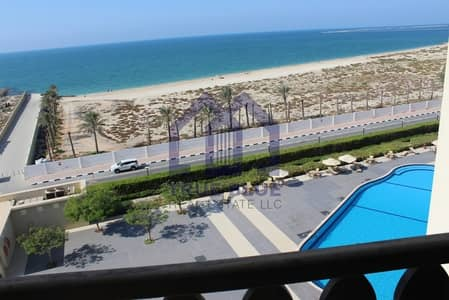 Studio for Sale in Al Hamra Village, Ras Al Khaimah - Breathtaking View|Sea View & Large Balcony | Marina Apartment
