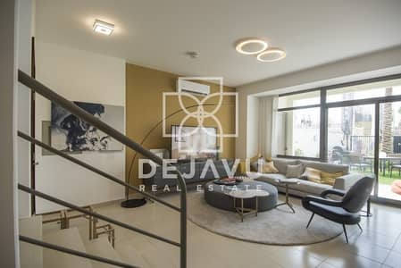 3 Bedroom Villa for Rent in Town Square, Dubai - Brand new 3 bed type 6 in HAYAT keys in hand!