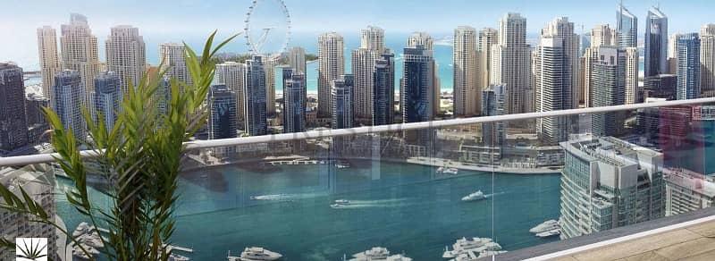2 Marina Views I High Floor I EMAAR I VIDA