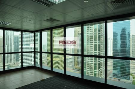 Fully Fitted Office Furnished or Unfurnished in JBC1 JLT