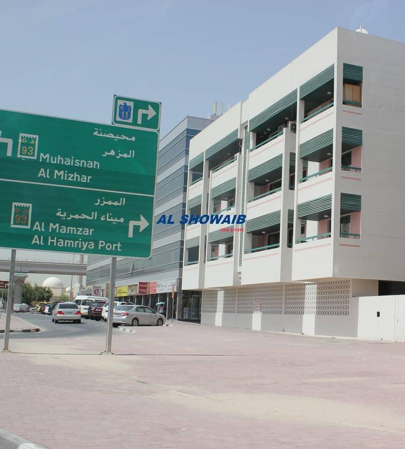 2 Spacious 2 BHK available near Al Nahda metro