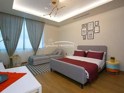 Studio for Sale in Mohammad Bin Rashid City, Dubai - Apartments for sale in AZIZI Victoria maydan
