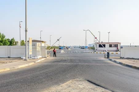 ارض تجارية  للايجار في مصفح، أبوظبي - ارض تجارية في صناعية المصفح مصفح 2500000 درهم - 3385851