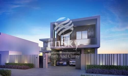 3 Bedroom Villa for Sale in Yas Island, Abu Dhabi - Corner Villa