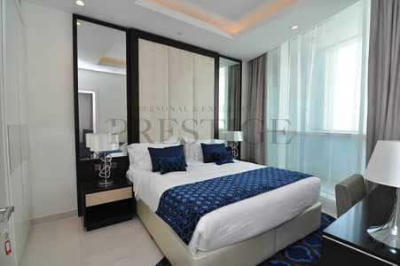 1 Bedroom Apartment for Rent in Downtown Dubai, Dubai - Furnished I High floor I Big layout I Downtown View