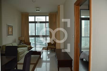 1 Bedroom Flat for Rent in Dubai Marina, Dubai - Best Price - Exclusive - Fully Furnished