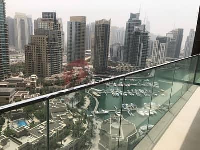 2 Bedroom Flat for Sale in Dubai Marina, Dubai - Marina and Full Sea View Newly handover