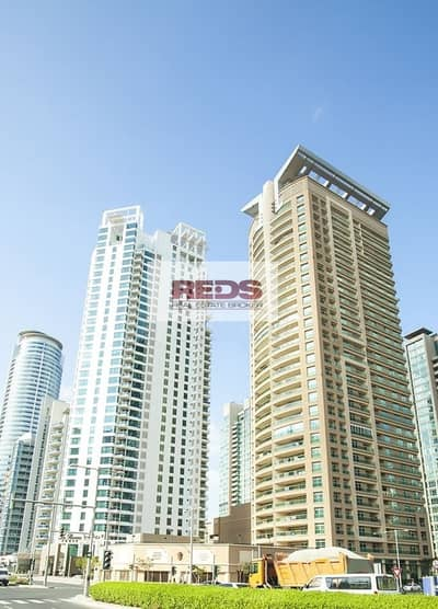 The Best Deal on the Market! Partial Marina view! Large 3BR for sale in Marina Mansions - Dubai Marina