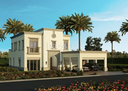 4 Bedroom Villa for Sale in Arabian Ranches 2, Dubai - Yasmin | 4 bed with Maids | Brand New