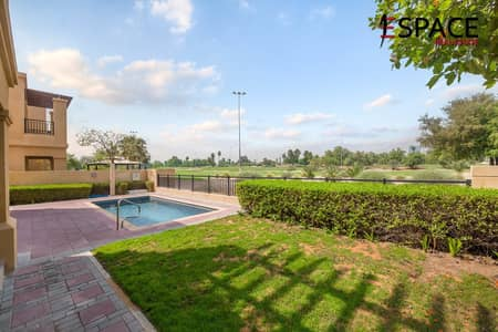 4 Bedroom Villa for Rent in Emirates Golf Club, Dubai - Club Credit | 335k Rent and Receive 55k
