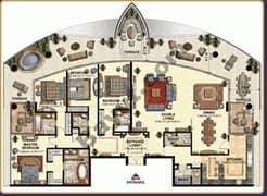 4 Bedroom Apt Penthouse