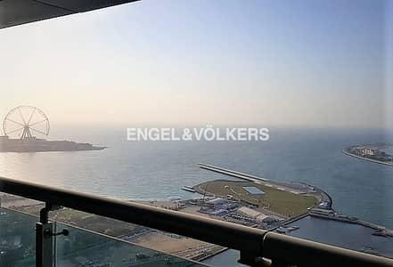 Panoramic sea view | 2BR |Princess Tower