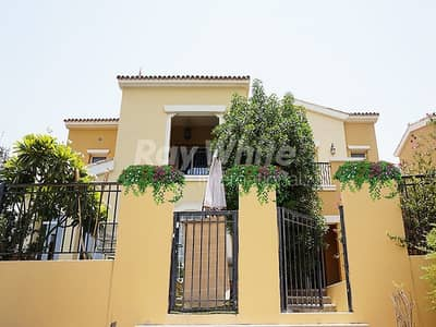 2 Bedroom Townhouse for Rent in Arabian Ranches, Dubai - Beautiful 2 BR Villa In A Prime Location
